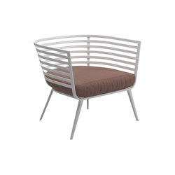 Vista Lounge Chair | Armchairs | Gloster Furniture GmbH