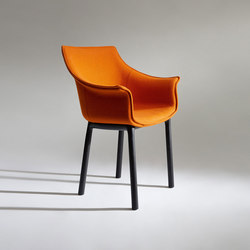Draped Chair | Chaises | PORRO