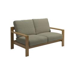Loop 2-Seater Sofa | Sofas | Gloster Furniture GmbH