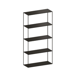 Slim Irony Rack | Shelving | ZEUS