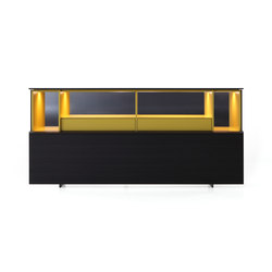 Gallery low cupboard | Armoires | PORRO