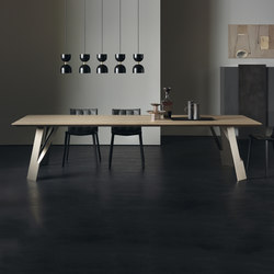 ELIQUE | Dining tables | Acerbis
