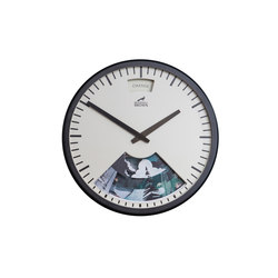 Limited Edition Into The Wild Weather Clock | Uhren | Bramwell Brown Clocks
