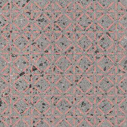 Maiolicata Rombo Pink 15X120 | M15120ROP | Carrelage céramique | Ornamenta