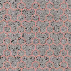 Maiolicata Alveolo Pink 15X120 | M15120ALP | Keramik Fliesen | Ornamenta