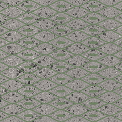 Maiolicata Rete Pistachio 15X120 | M15120REPI | Ceramic tiles | Ornamenta