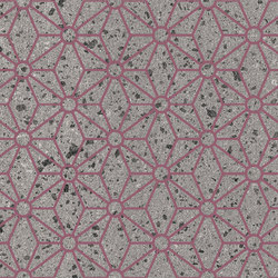 Maiolicata Raggio Violet 15X120 | M15120RAV | Carrelage céramique | Ornamenta