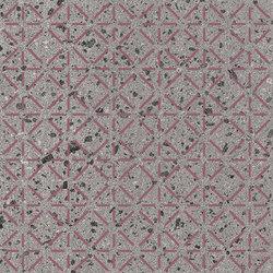 Maiolicata Rombo Violet 15X120 | M15120ROV | Keramik Fliesen | Ornamenta