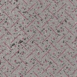 Maiolicata Punto Linea Violet 15X120 | M15120PLV | Ceramic tiles | Ornamenta