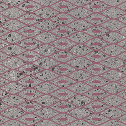 Maiolicata Rete Violet 15X120 | M15120REV | Ceramic tiles | Ornamenta