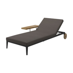 Grid Lounger | Sun loungers | Gloster Furniture GmbH