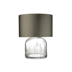 English Crystal Short Field | Lampade tavolo | Cameron Peters Fine Lighting
