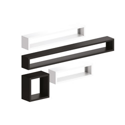 Irony Wall Rack | Office shelving systems | ZEUS