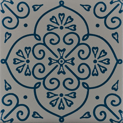 Terra Mia Pizzo 20X20 | TM2020PI | Ceramic tiles | Ornamenta