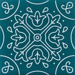 Terra Mia Stencil 20X20 | TM2020ST | Carrelage céramique | Ornamenta
