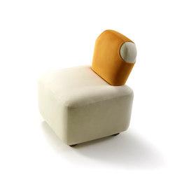 Bomb armchair | Armchairs | Promemoria
