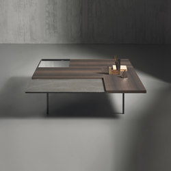 MOODBOARD LOWTABLE | Dining tables | Acerbis