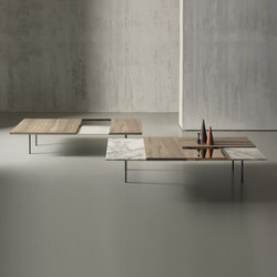 MOODBOARD LOWTABLE | Tables basses | Acerbis