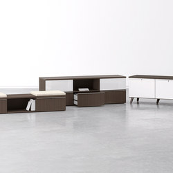Tessera Storage | Sideboards | National Office Furniture