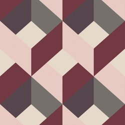 Ultrapatterns Window Blush | OP120240UPWB | Piastrelle ceramica | Ornamenta