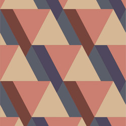 Ultrapatterns Triangle Earth | OP120240UPTE | Carrelage céramique | Ornamenta
