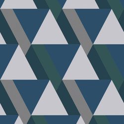 Ultrapatterns Triangle Inked | OP120240UPTI | Ceramic tiles | Ornamenta