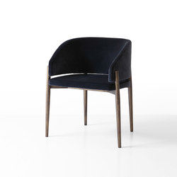 Frank | Visitors chairs / Side chairs | PORRO