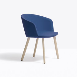 Nym Soft 2837 | Visitors chairs / Side chairs | PEDRALI