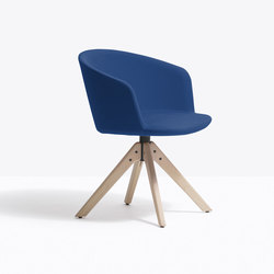 Nym Soft 2847 | Visitors chairs / Side chairs | PEDRALI