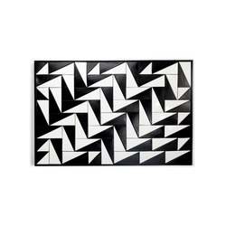 Panels Tejo Black & White I | Wall art / Murals | Mambo Unlimited Ideas