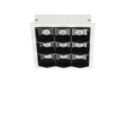 Bento | Recessed ceiling lights | LEDS C4
