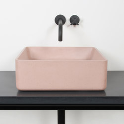 Arla | Wash basins | Kast Concrete Basins