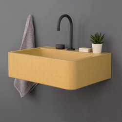 Vos | Wash basins | Kast Concrete Basins