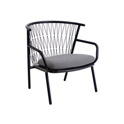 Nef Low Back Lounge Chair | Sessel | emuamericas