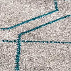 Minimal Maroque pres. Desert Rose sand & oasis | Rugs | kymo