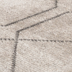 Minimal Maroque pres. Desert Rose sand & rhino | Rugs | kymo
