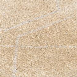 Minimal Maroque pres. Desert Rose gold & ivory | Formatteppiche | kymo