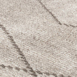 Minimal Maroque pres. Shifiting Sands sand & rhino | Rugs | kymo