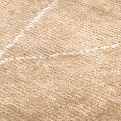 Minimal Maroque pres. Classic Nomad gold & ivory | Rugs | kymo