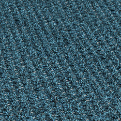 Sonic Waves crystal blue | Rugs | kymo