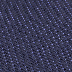 Sonic Waves navy blue | Rugs | kymo