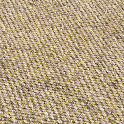 Nordic Drop nature & lime green | Rugs | kymo