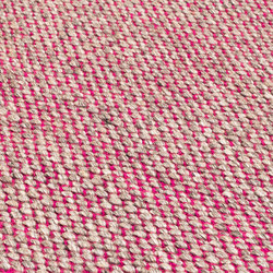 Nordic Drop nature & pink | Rugs | kymo