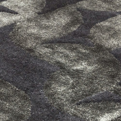 Obsidian grey moonstone | Rugs | kymo