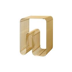 Curva | stool | Tavolini alti | AYTM