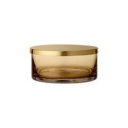 Tota | cylinder jar w. lid large | Storage boxes | AYTM