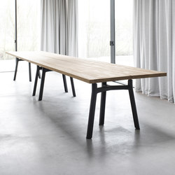 Trestle Table XL | Caballetes de mesa | Arco