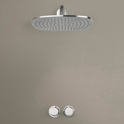 PB SET20 THERM | Thermostatic rain shower set | Shower controls | COCOON