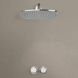 PB SET20 THERM | Thermostatic rain shower set | Shower taps / mixers | COCOON