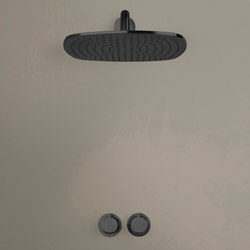 PB SET20 THERM | Thermostatic rain shower set | Grifería para duchas | COCOON